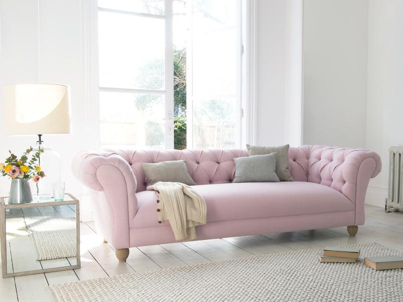 British made vinatage Young Bean sofa
