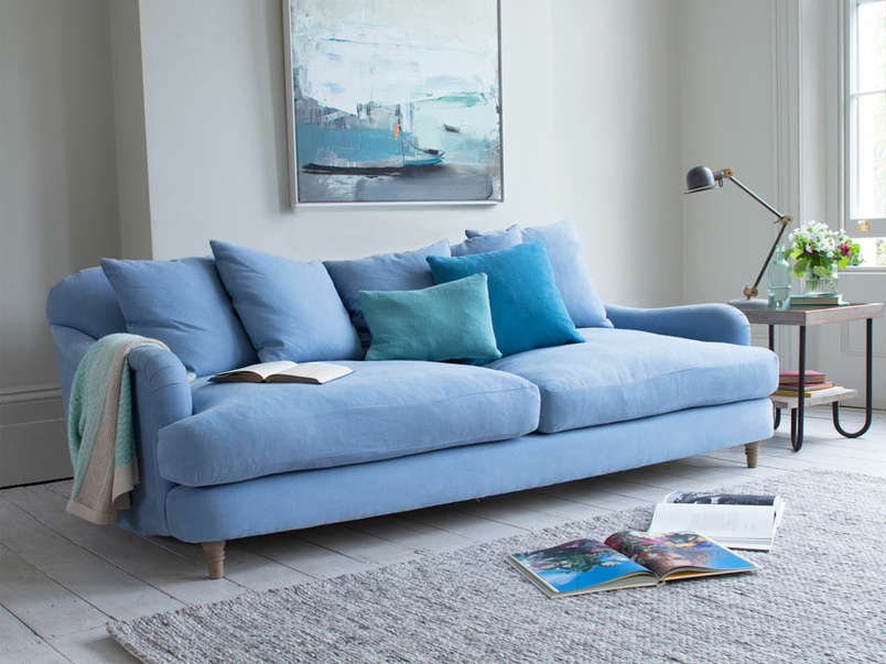 British made deep extra thick and comfy Achilles sofa