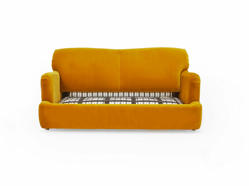 Pudding deep seat sofa bed