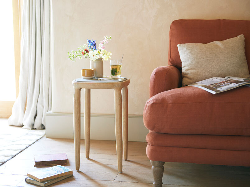 Little Polly wooden side table