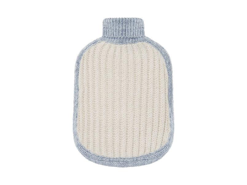 Hottie hot water bottle in Grey