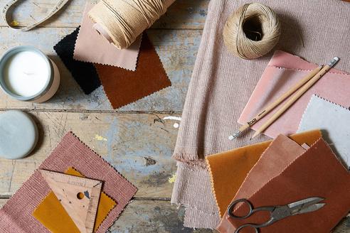 4258620 loaf fabric moodboard