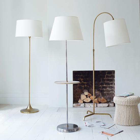 Floor lamps lighting range