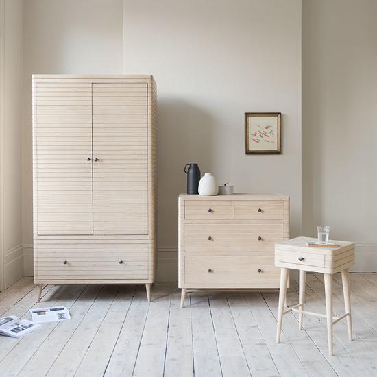 Groover bedroom furniture range