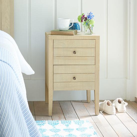 Right Kanoodle modern oak bedside table