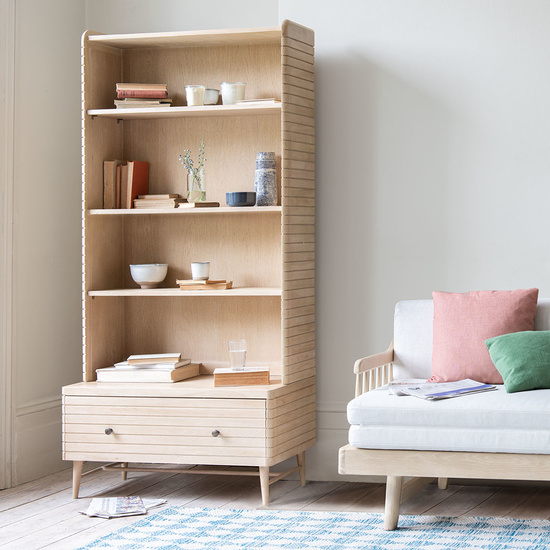 Big Bubba modular wooden shelving unit