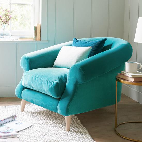 Schnaps tub armchair