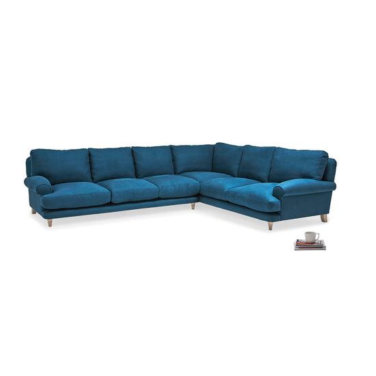 Slowcoach corner sofa handmade