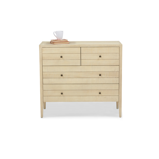Good Kanoodle wooden oak chest of drawers