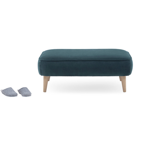 Soapbox footstool