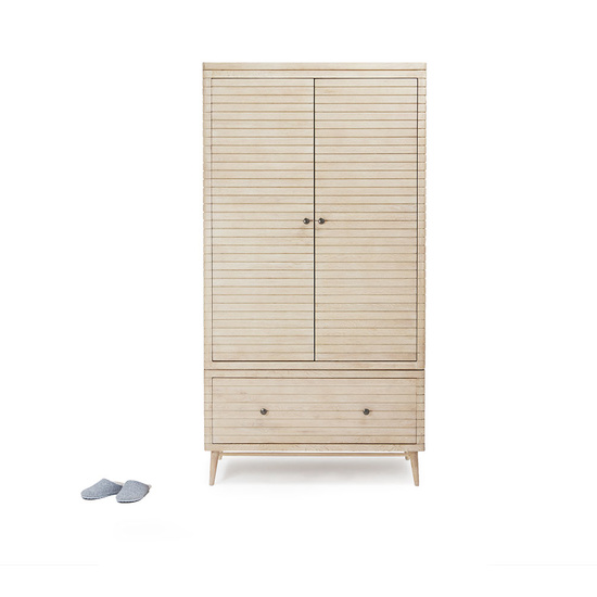 Prime Groover grooved wardrobe