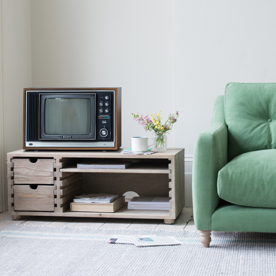 TV Chockabox TV stand