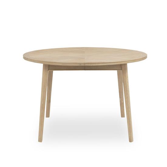 Parquet Pie extendable kitchen table