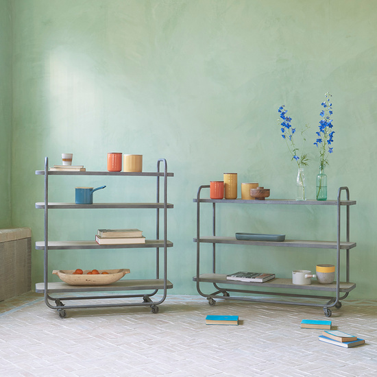 Busboy Trolley Shelves range