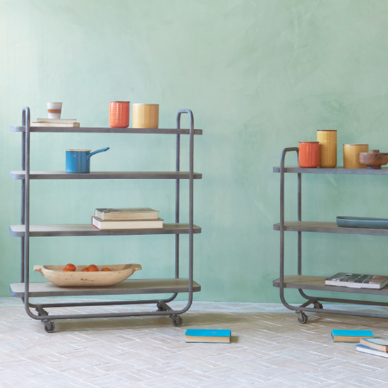 Busboy Shelves Range