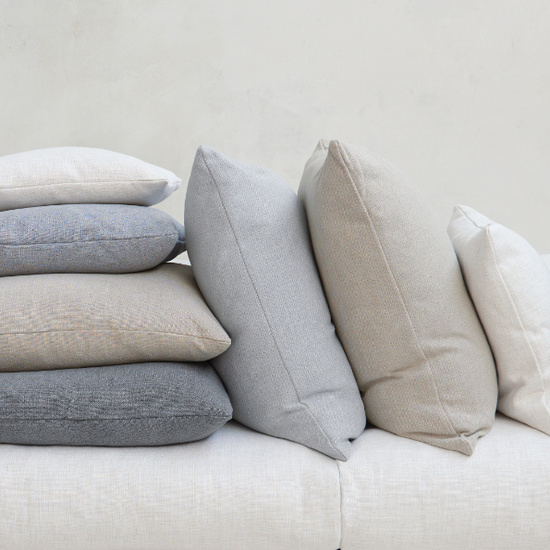 Bamboo Softie scatter cushion