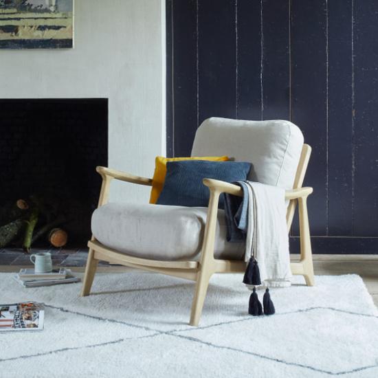 Squishbag armchair
