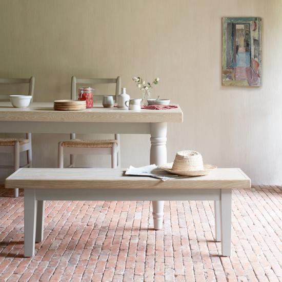 Plonk kitchen bench
