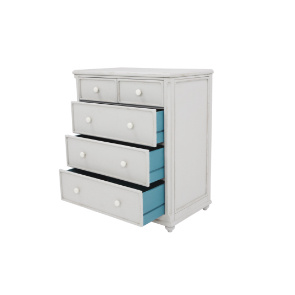 Popinjay chest of drawers