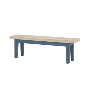 Plonk bench in Heritage Blue