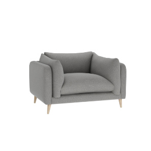 Slo-Mo love seat