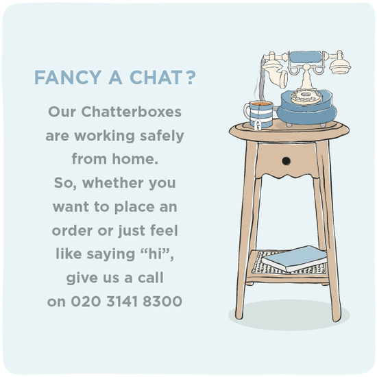 Fancy a chat?