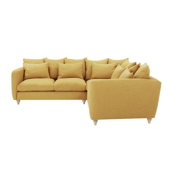 Podge corner sofa