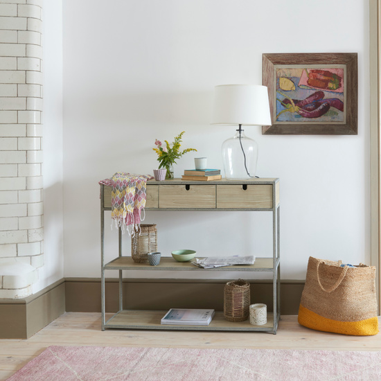 Side Tim console tables