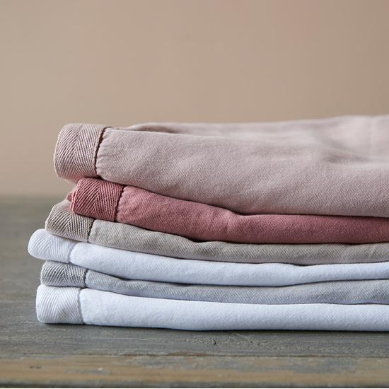 Tumbled Cotton linen