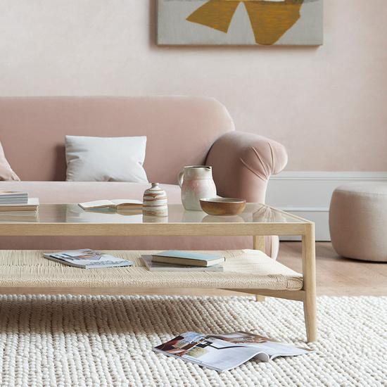 Keepsake coffee table