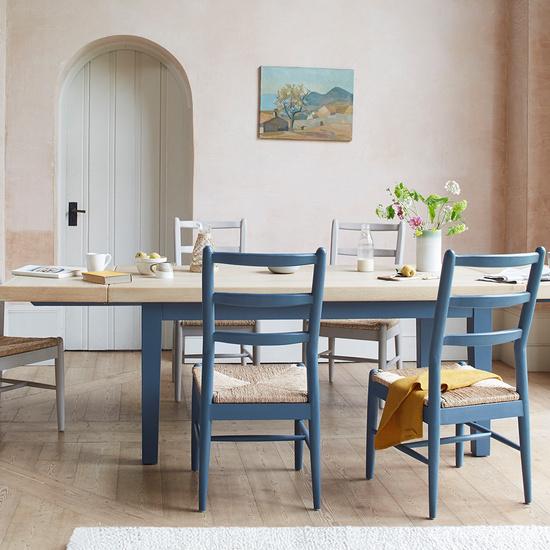 Pantry oak top kitchen table