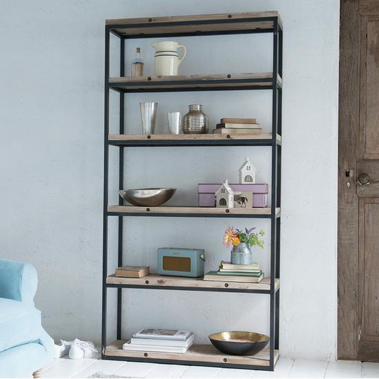 High Five wood shelf