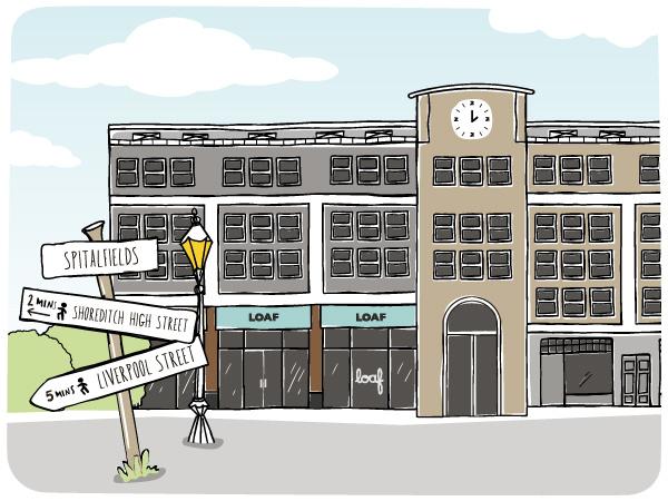 Spitalfields Shack