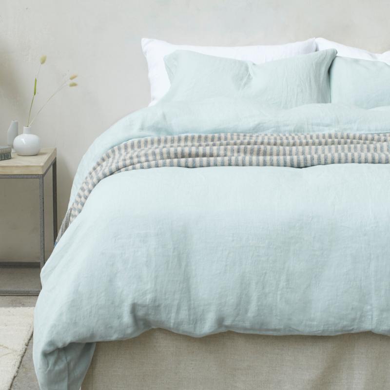 Lazy linen