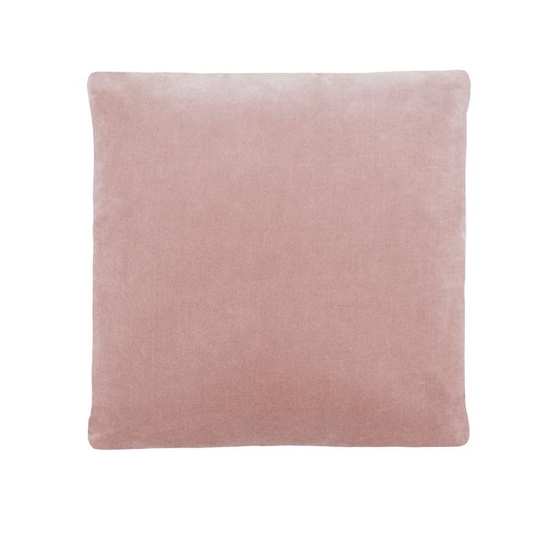 Jumbo Double Deuce in Chalky pink vintage velvet