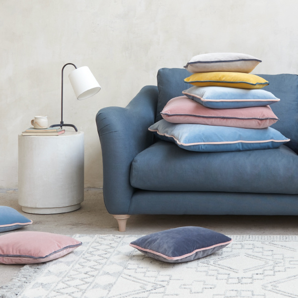 Pipelet cushions